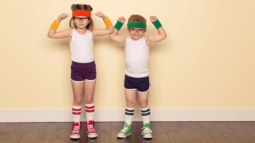 Strength in numbers: the key to unlocking your child's future potential is by playing to their strengths. Image: Getty
