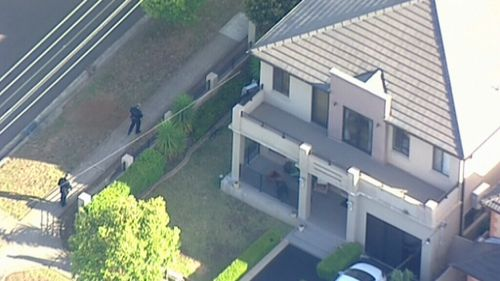 Mr Ngata was shot outside the home of the mother of nightclub figure John Ibrahim.