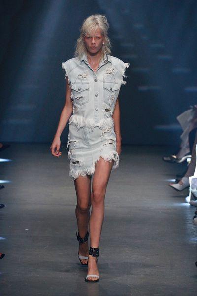 Versus, spring/summer '17<br /> London Fashion Week