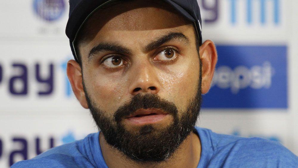 India captain Virat Kohli. (AAP)