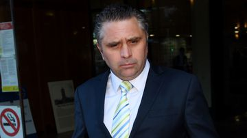 Former Eels executive Jason Irvine handed good behaviour bond for driving without licence