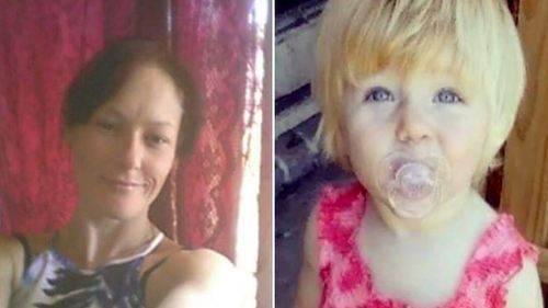 Mother and baby daughter reported missing from Gippsland town of Morwell