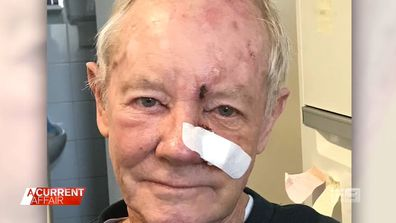 Family pleads for veteran's entry into Victoria on medical grounds.