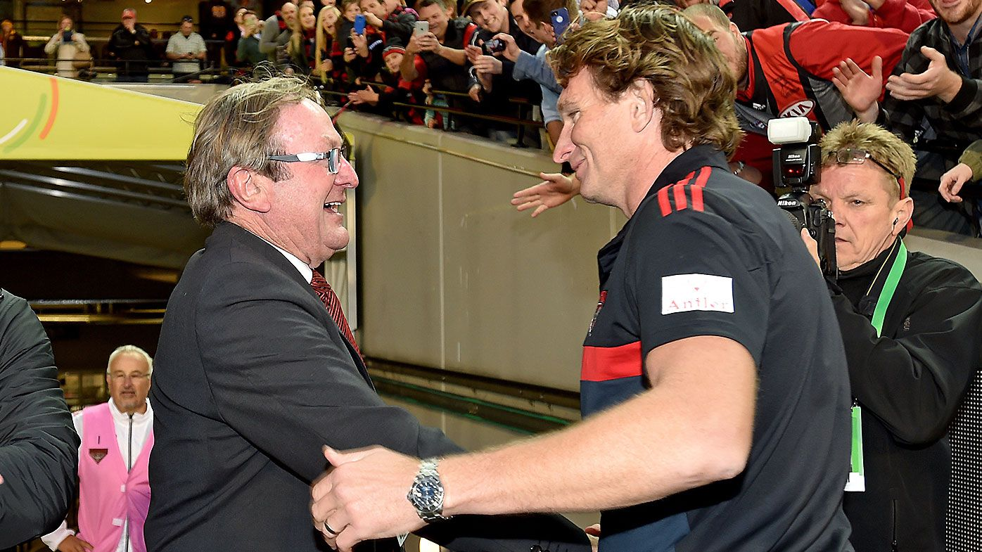 James Hird Kevin Sheedy