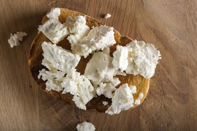 <strong>4. Ricotta cheese</strong>