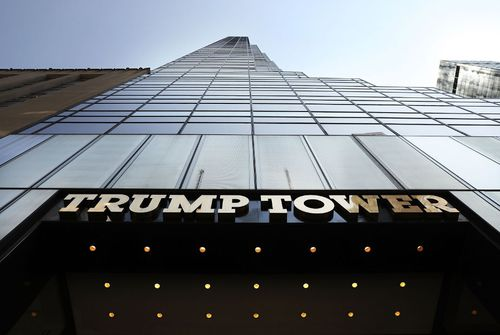Donald Trump has claimed he built his real estate empire after receiving a 'small loan' from his father.