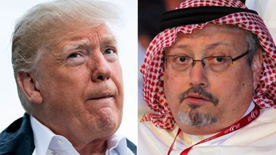 Trump won't listen to 'violent' Khashoggi death tape