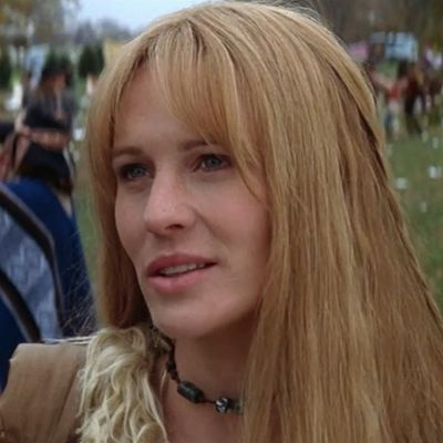 Robin Wright as Jenny Curran: Then