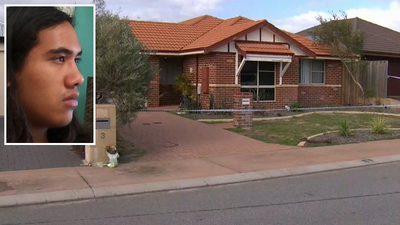 Police visited 'triple murder' home