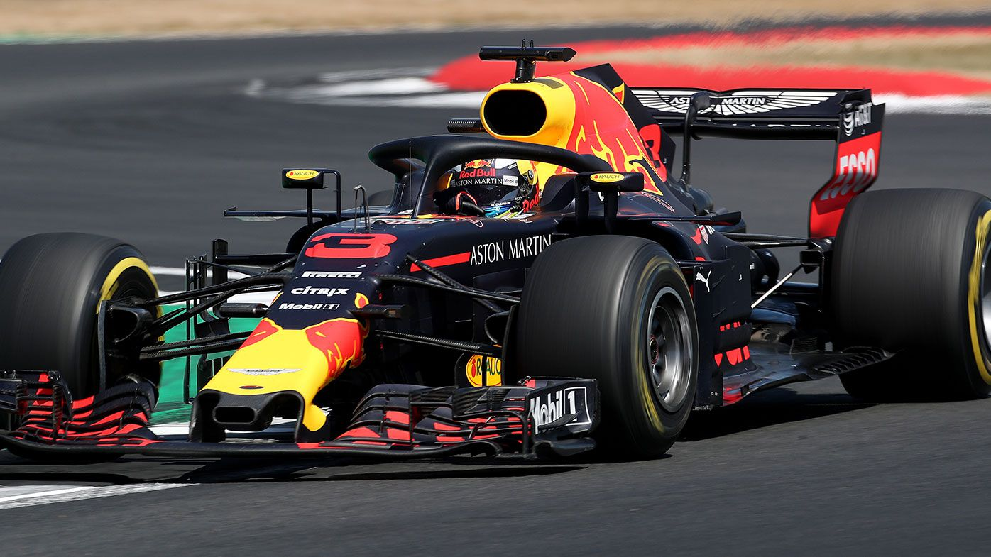 Daniel Ricciardo admits his grid penalty for the Italian Grand Prix is 'not ideal'