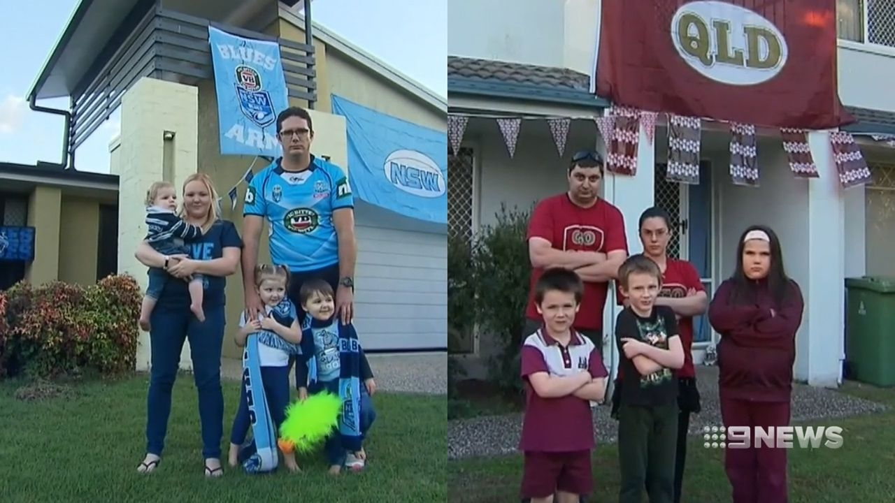 All ready for State of Origin decider
