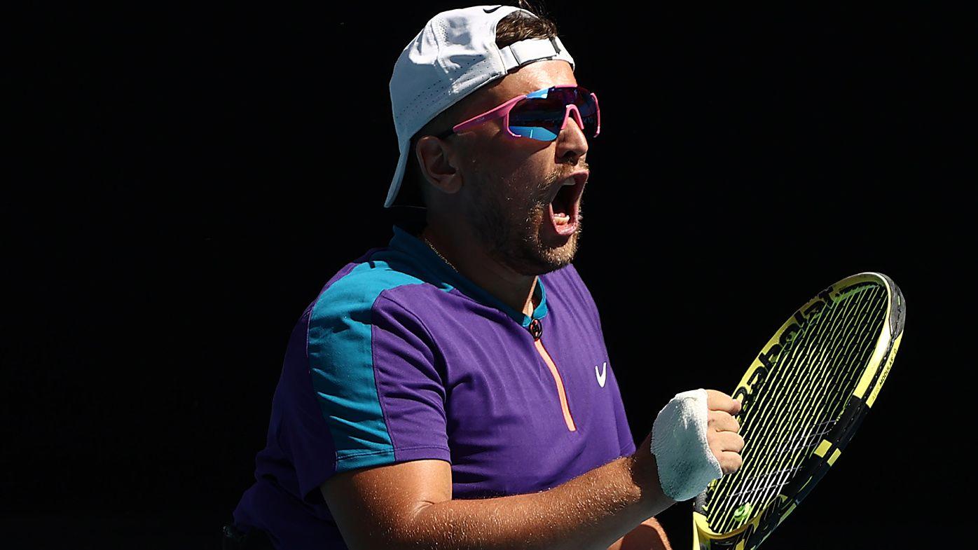 Dylan Alcott on track for seventh-straight Australian Open singles title