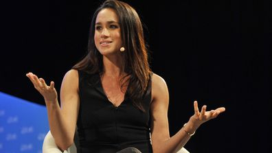 2 Meghan Markle at One Young World Summit Dublin, Ireland October 2014