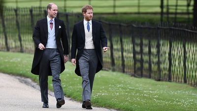 Prince Harry asks Prince William to be the best man at his wedding