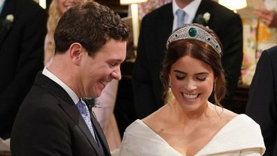 Princess Eugenie marries Jack Brooksbank on October 12 at St George's Chapel at Windsor Castle.