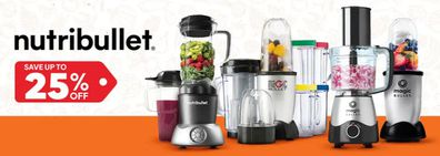 Catch Nutribullet products