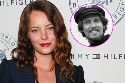 <b>Daughter of:</b> Mamas and Papas singer John Phillips.<br/><br/><br/><b>Famous for:</b> Being a successful actor and model, and having an ugly break-up with fellow rockstar spawn Sean Lennon.