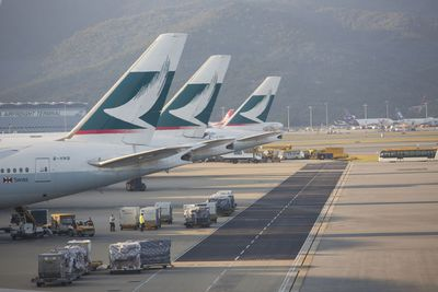 6. Cathay Pacific Airways