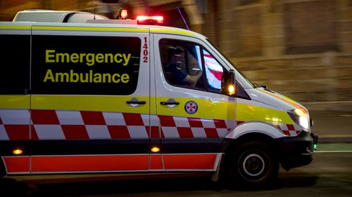 Teenage cyclist dies after being struck by a car near Wollongong, NSW