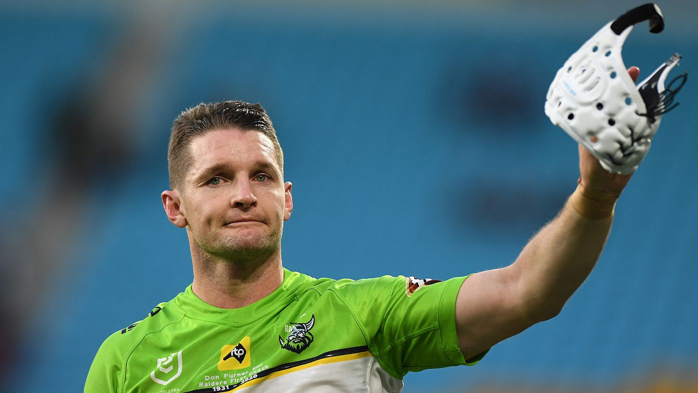 Jarrod Croker surpasses Johnathan Thurston to become outright third on all-time points leaderboard