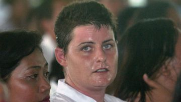 Convicted drug smuggler Renae Lawrence in 2006. (AAP)