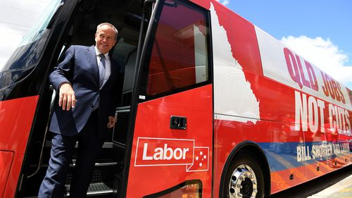 Bill Shorten said Australians should not miss out on the hydrogen wave