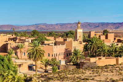 <strong>Ouarzazate, Morocco</strong>