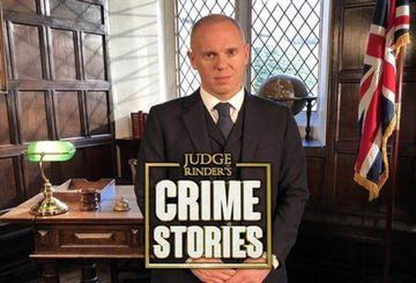 Judge Rinder: Crime Stories