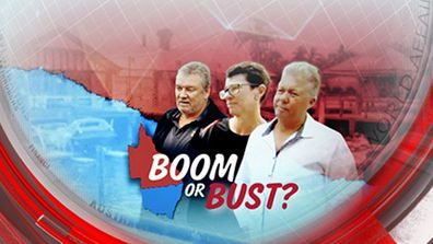 Boom or bust?