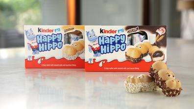 Kinder Happy Hippo