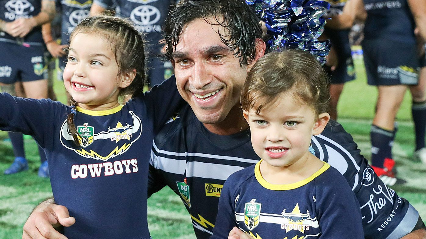 Johnathan Thurston's finale to sellout Gold Coast stadium for first time in Titans history