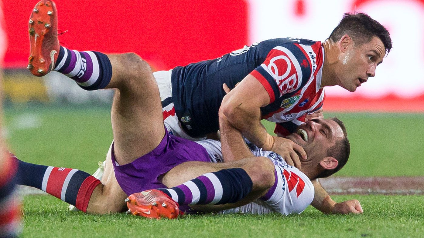 'It's all seems quite harmless and lovey-dovey': The insidious NRL tactic Brad Fittler wants stamped out of the game