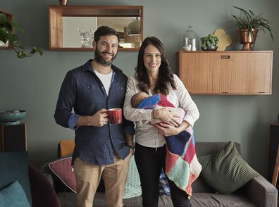 The New Zealand Prime Minister welcomed daughter Neve with partner Clarke Gayford in June last year.