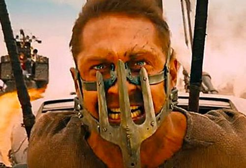 Tom Hardy in Mad Max: Fury Road (Warner Bros)