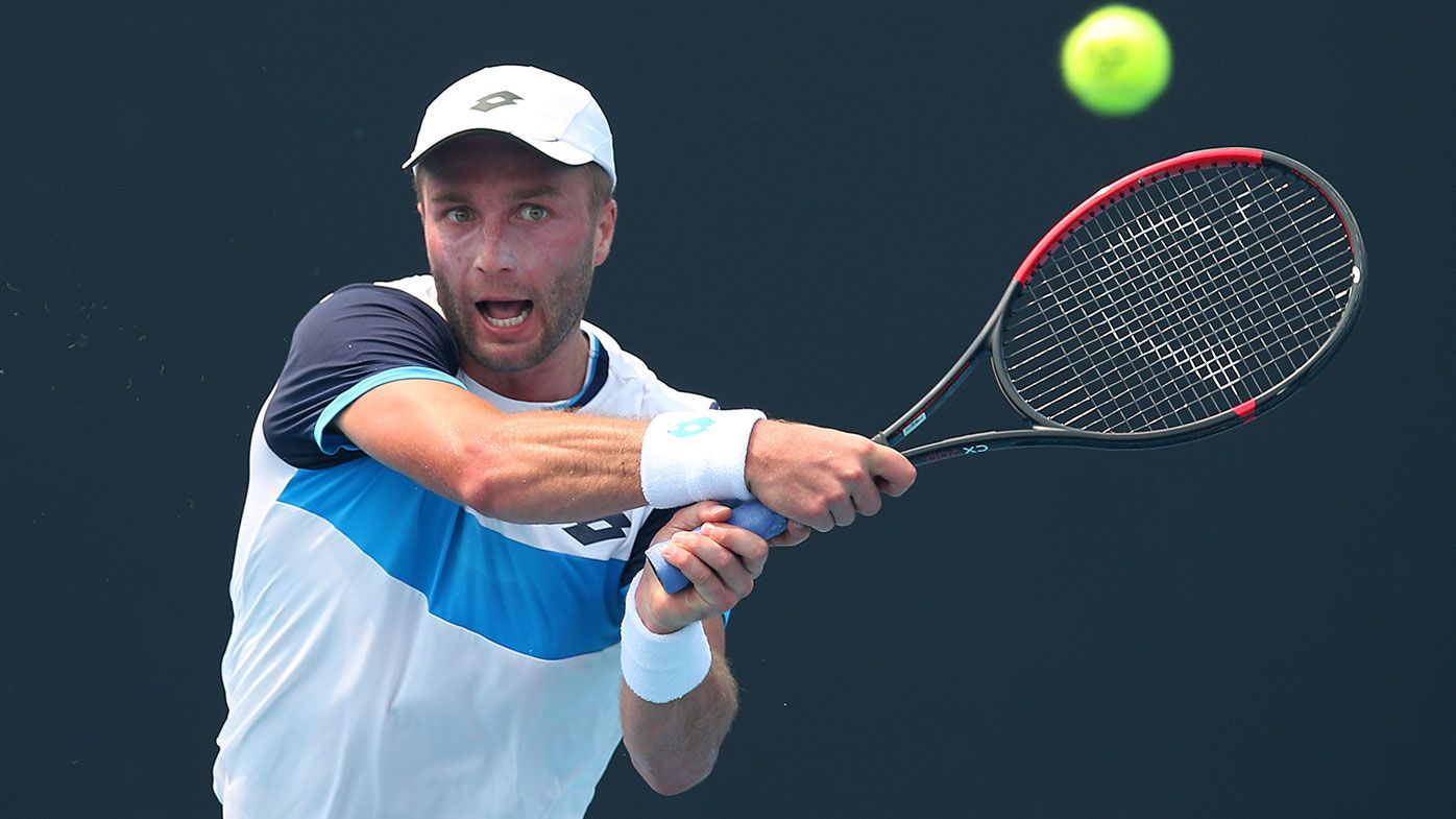 'Boils my blood': Liam Broady blasts Australian  Open conditions