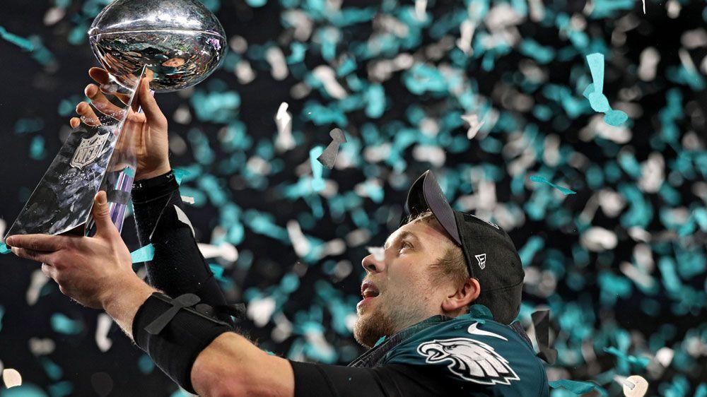 Several Philadelphia Eagles won't visit White House after winning Super Bowl 52