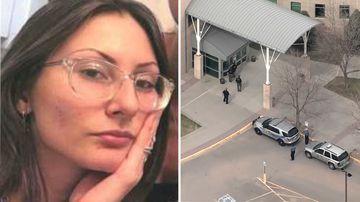 USA high schools lockdown Columbine High School Sol Pais FBI police hunting threats