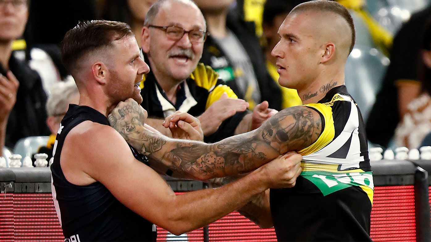 'Truly cooked': Former St Kilda coach Grant Thomas lashes AFL's man on the mark rule