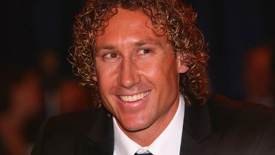 West Coast Eagles midfielder Matt Priddis was the shock winner of the Brownlow Medal last night, but all eyes were on the red carpet where the wives and girlfriends were busy outshining their footy star partners. (Getty)