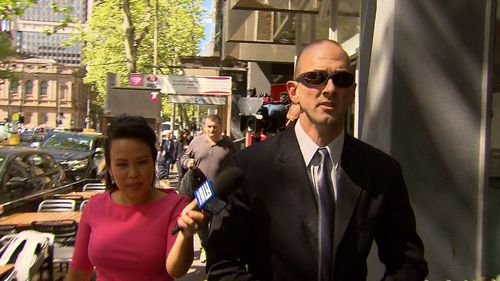 Dirty cop guilty of regularly flashing neighbour