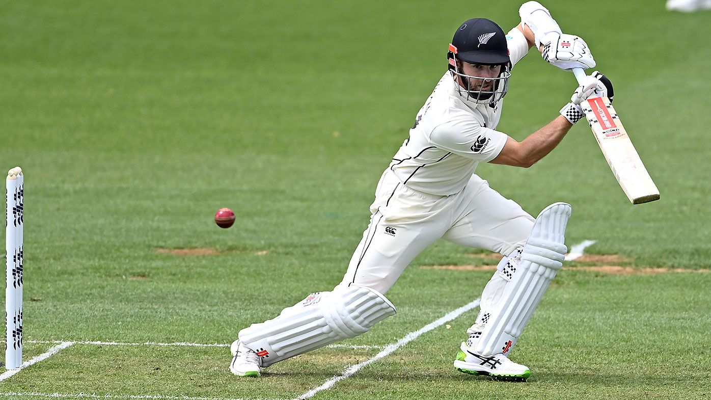 Kane Williamson defies terrifying pitch in batting masterclass against West Indies