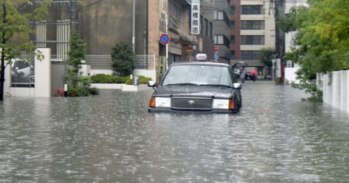 More than 200,000 evacuated in Japan amid flood disaster fears