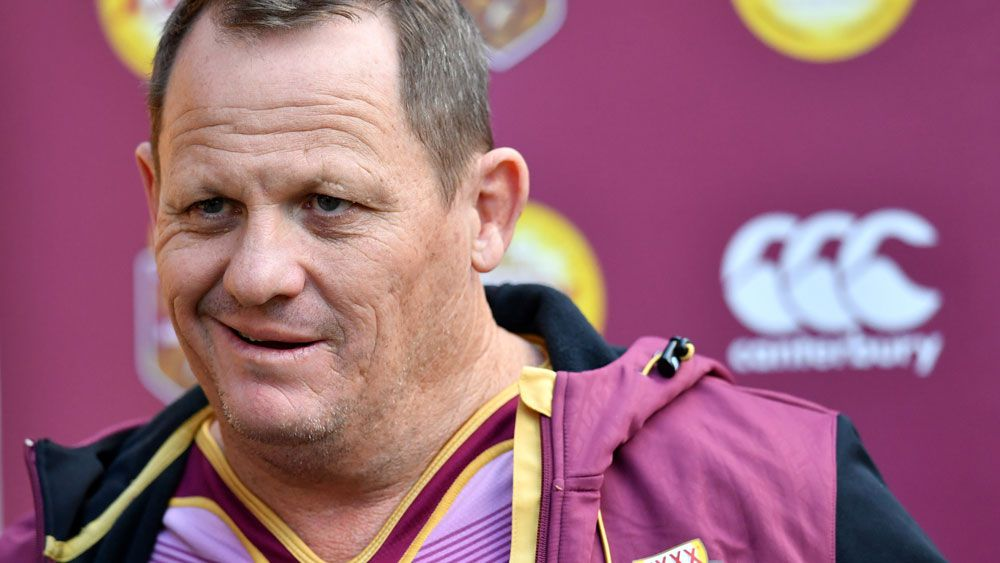 Maroons coach Kevin Walters has ruled himself out of the vacant Gold Coast Titans job (AAP)