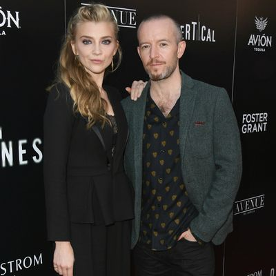 Natalie Dormer and Anthony Byrne