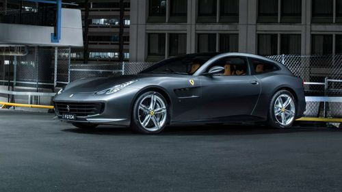 Ferrari records an average profit of $110,000 per vehicle.
