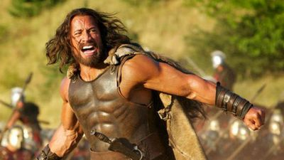 Smell what The Rock has got cooking? Nothing good. The Legend of Hercules was rated one of the worst movies of the year. (Supplied)