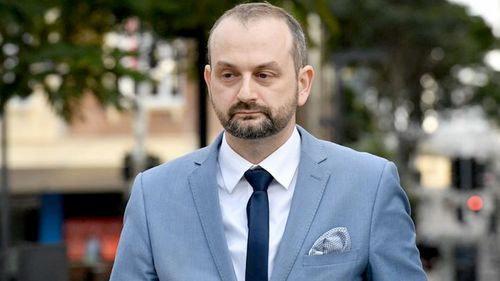 Black was found guilty of rape and two counts of occasioning actual bodily harm. Picture: AAP