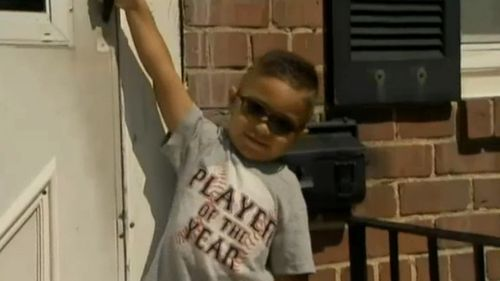US toddler wanders home from daycare undetected