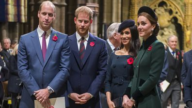 Prince William felt the need to step in.
