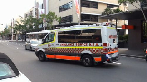 Three ambulance officers are assaulted in NSW each week. (9NEWS)